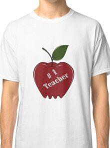 # 1 Teacher Classic T-Shirt