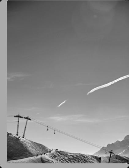Verbier: a Grand Ski Resort by Ryan Davison Crisp