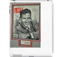 FRANK SINATRA LIFE COVER  iPad Case/Skin