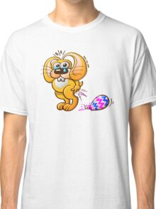 Painful Easter Bunny Job! Classic T-Shirt