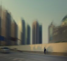 On the road... by Yannick Verkindere