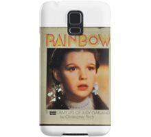 JUDY GARLAND OVER THE RAINBOW Samsung Galaxy Case/Skin