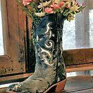 Boot Bouquet by SuddenJim