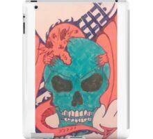 Dragon and skull. iPad Case/Skin