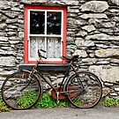 Rural Irish Countryside Village, Cottage, Photography. by Noel Moore Up The Banner Photography