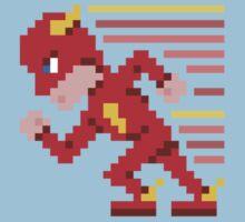 Super Fast Hero Kids Tee