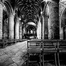 Tewkesbury Abbey by David Robinson