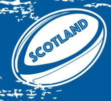 Scotland Rugby World Cup Sticker