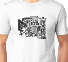 Zombie Day (black) Unisex T-Shirt