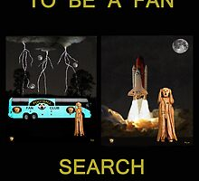 Scream To Be A Fan by Eric Kempson