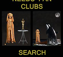 Scream Needs Fan Clubs by Eric Kempson