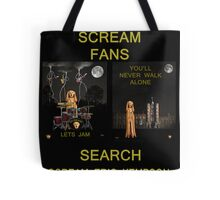 Wanted Scream Fans Tote Bag