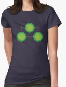 Spy Goggles Womens Fitted T-Shirt