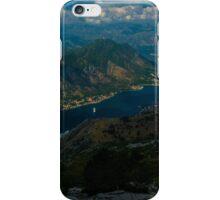 Kotor Bay in Montenegro iPhone Case/Skin