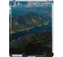 Kotor Bay in Montenegro iPad Case/Skin