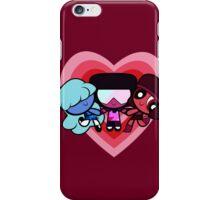 Powerpuff Garnet iPhone Case/Skin