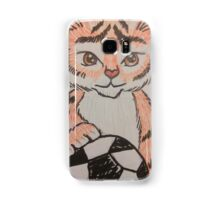 Tigers tiger. Samsung Galaxy Case/Skin
