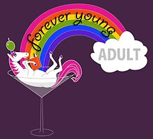 Forever Young Adult Official Logo by 4everYA