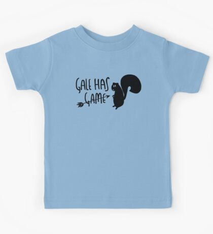 The Hunter Has Game Kids Tee