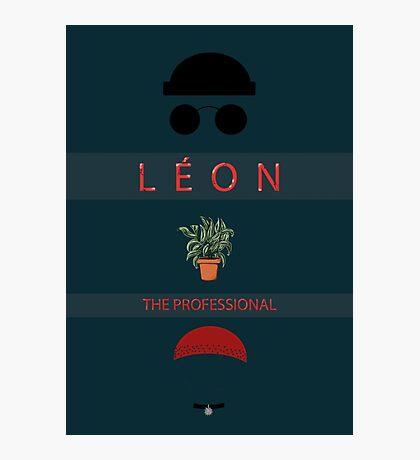 Léon :The Professional Photographic Print