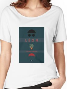 Léon :The Professional Women's Relaxed Fit T-Shirt