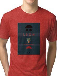 Léon :The Professional Tri-blend T-Shirt