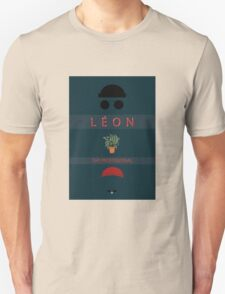 Léon :The Professional Unisex T-Shirt