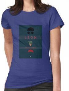 Léon :The Professional Womens Fitted T-Shirt