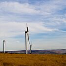 Wind Farm by twinnieE