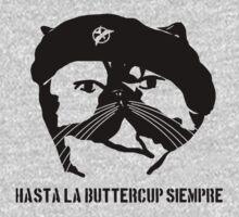 Hasta La Buttercup Siempre Kids Tee