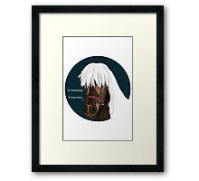 Lil Sebastian Framed Print