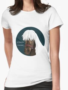 Lil Sebastian Womens Fitted T-Shirt
