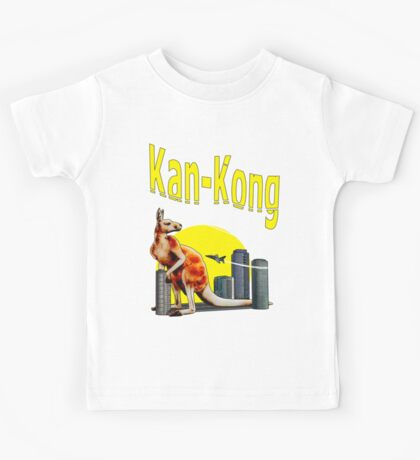 kan-kong Kids Tee