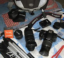 My Camera Equipment by Bellavista2