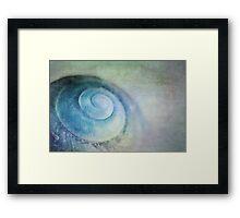 Venuto di mare Framed Print