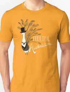 Peacock & Prejudice T-Shirt