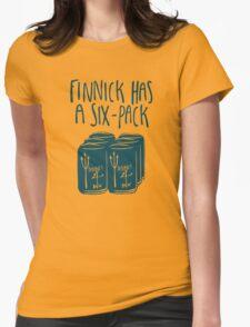 Finnick Has a Six-Pack - Light Shirts T-Shirt