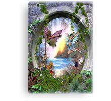 Fairy Kingdom Canvas Print