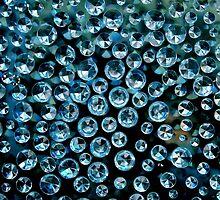 Blue Stones by Digital Editor .