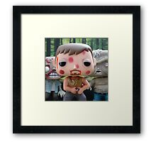 Long Live Daryl Dixon Framed Print