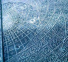 Sun clock in Mauiritius by Atanas Bozhikov Nasko