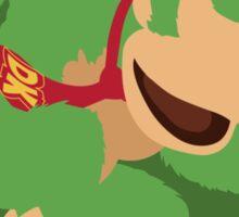 Donkey Kong (Green) - Super Smash Bros. Sticker