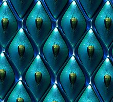 Abstract Background of jewel by Atanas Bozhikov Nasko