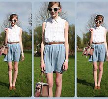 Geek Chic by TallulahMoody