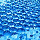 Blue Eggs by Digital Editor .