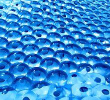 Blue Eggs by Atanas Bozhikov Nasko