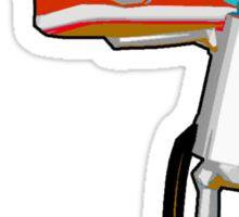 Chibi-Roboto Sticker