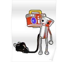 Chibi-Roboto Poster