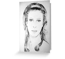 Princess Anne - 19yr Greeting Card