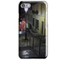 Wet Steps iPhone Case/Skin